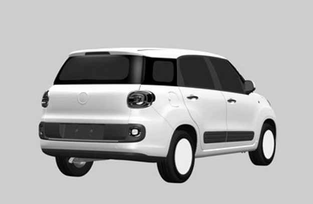 fiat 500xl seven seats for extra large bambino photos caradvice. Black Bedroom Furniture Sets. Home Design Ideas