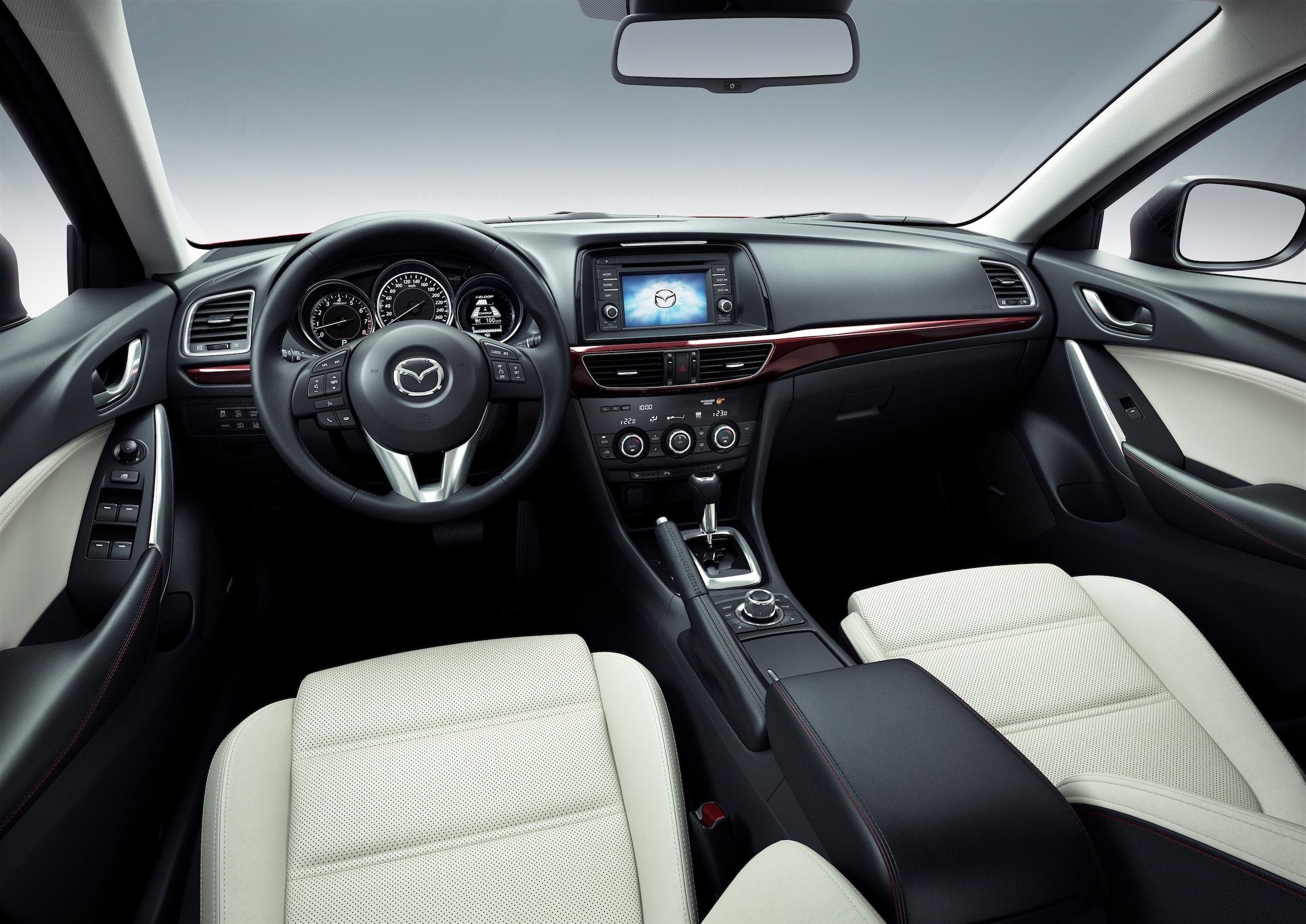 2014 Mazda6 Wagon Rolls Off Assembly Line - Video » AutoGuide.com News