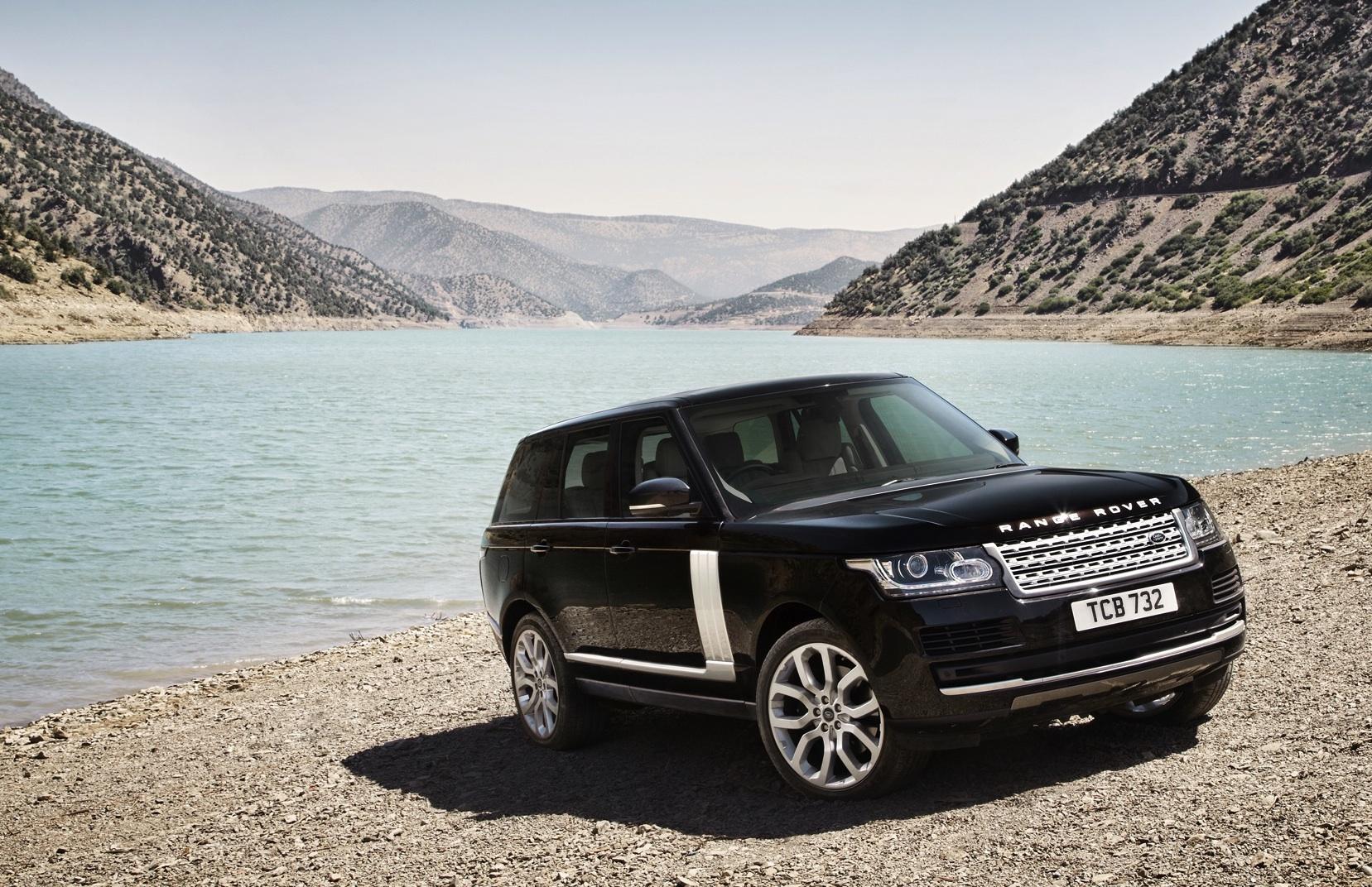 Range Rover Hybrid To Achieve 6 3l 100km Photos Caradvice