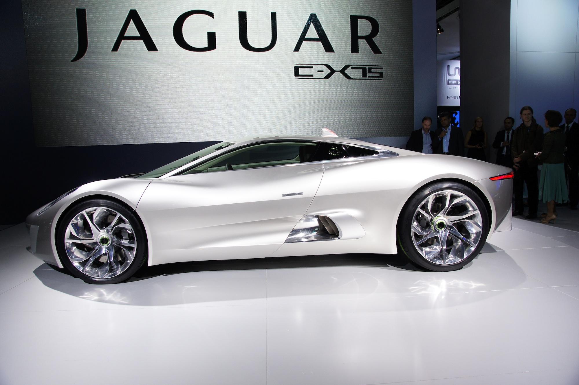 jaguar c x75 hybrid supercar on verge of testing phase photos caradvice. Black Bedroom Furniture Sets. Home Design Ideas