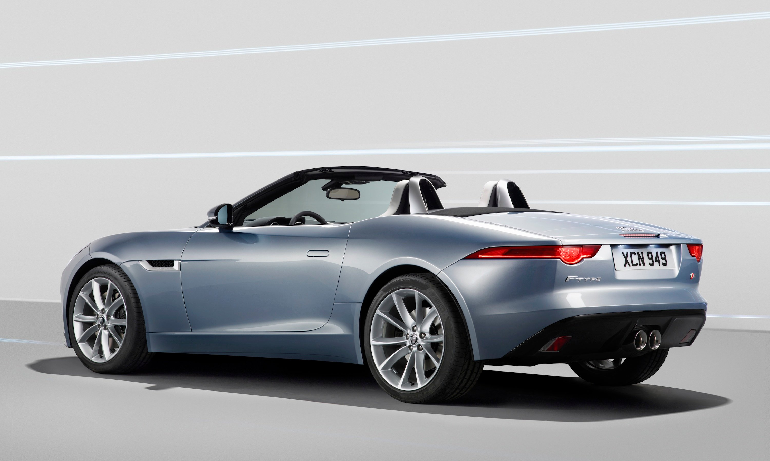 Great Jaguar F Type Our First Real Sports Car For 50 Years, Says British Brand