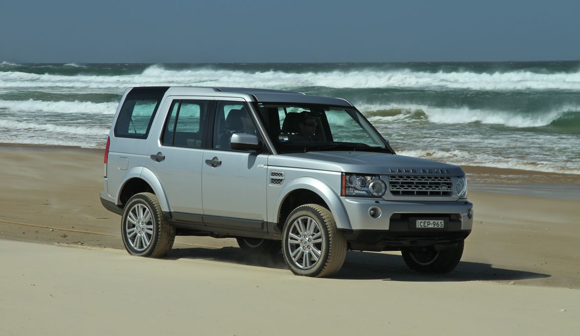 land rover discovery 4 review photos caradvice. Black Bedroom Furniture Sets. Home Design Ideas