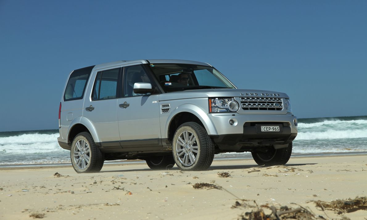 Land Rover Discovery 4 Review Photos Caradvice