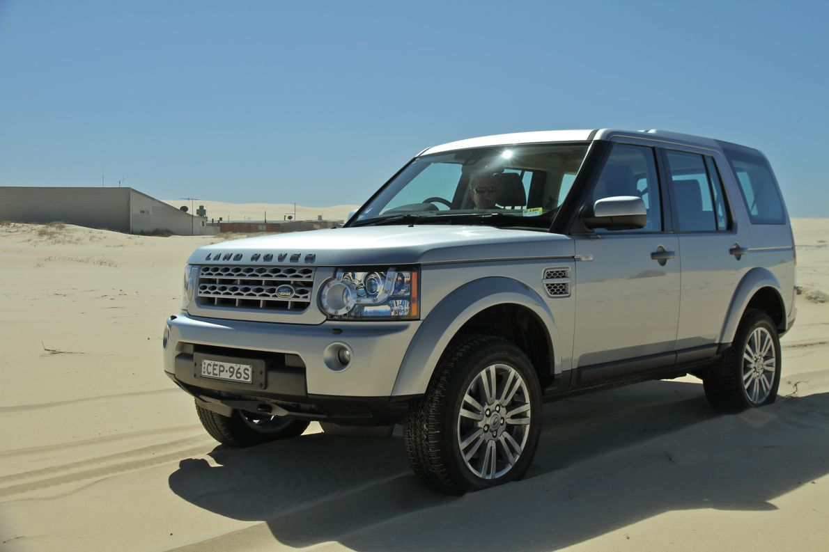 Service Manual How To Unlock 2012 Land Rover Discovery