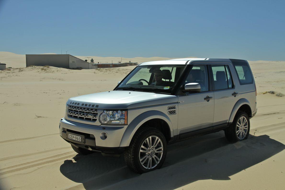 Land Rover Discovery 4 Review Photos Caradvice