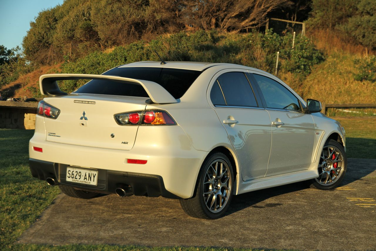 Mitsubishi Lancer Evolution X Review Photos Caradvice