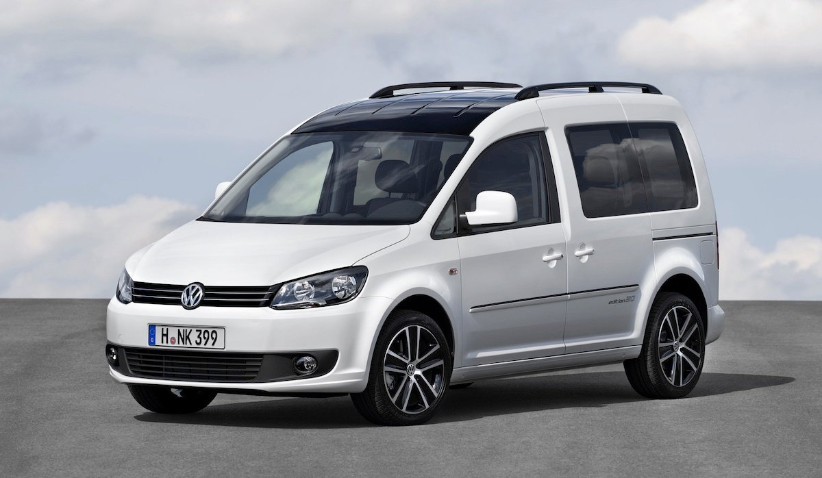 volkswagen caddy edition 30 anniversary edition released photos caradvice. Black Bedroom Furniture Sets. Home Design Ideas