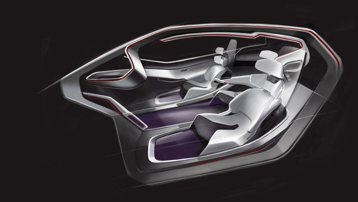 Ford Raptor Interior >> Volkswagen Trimaran Concept previews 2025 autonomous vehicle - photos   CarAdvice