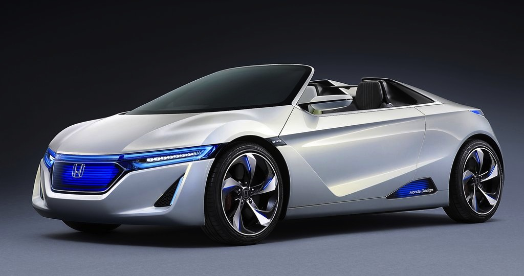 Lovely Honda To Launch Three Sports Cars, Legend And Jazz SUV By 2015
