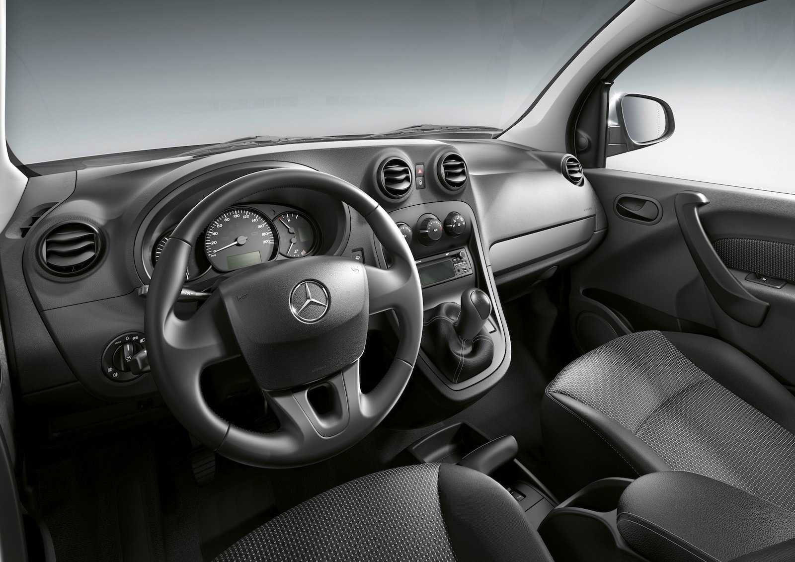 Mercedes Benz Citan Full Specifications Of Compact Work