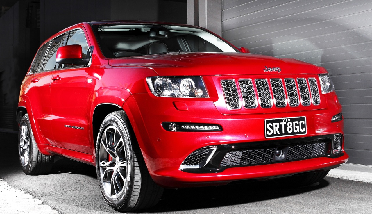 Jeep Grand Cherokee Srt8 Review Photos Caradvice