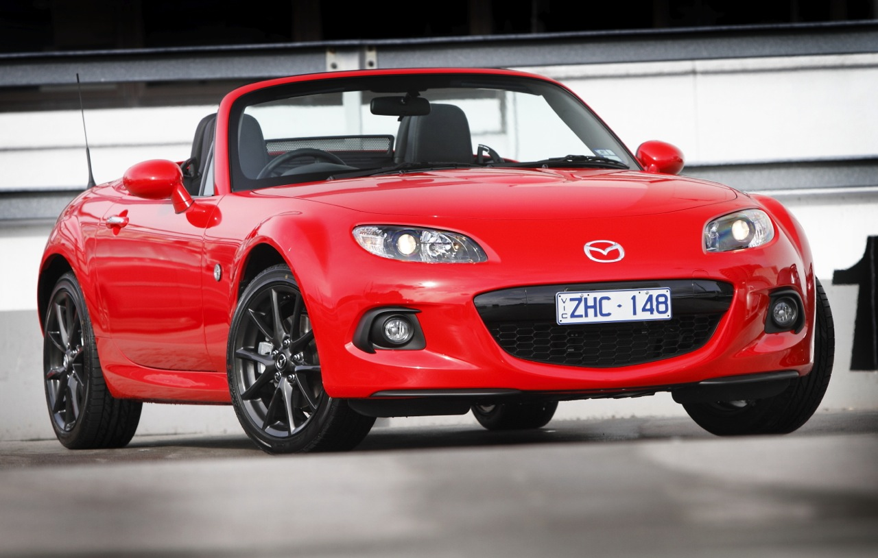 2013 Mazda MX-5 pricing and specifications - photos ...
