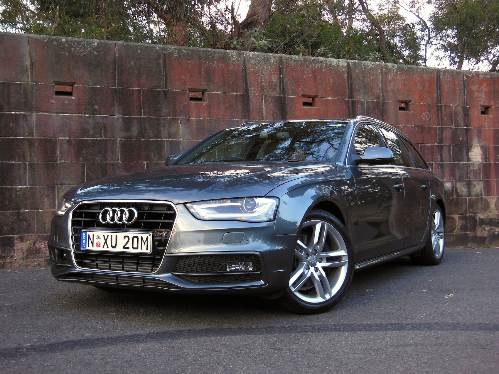audi a4 avant review caradvice. Black Bedroom Furniture Sets. Home Design Ideas