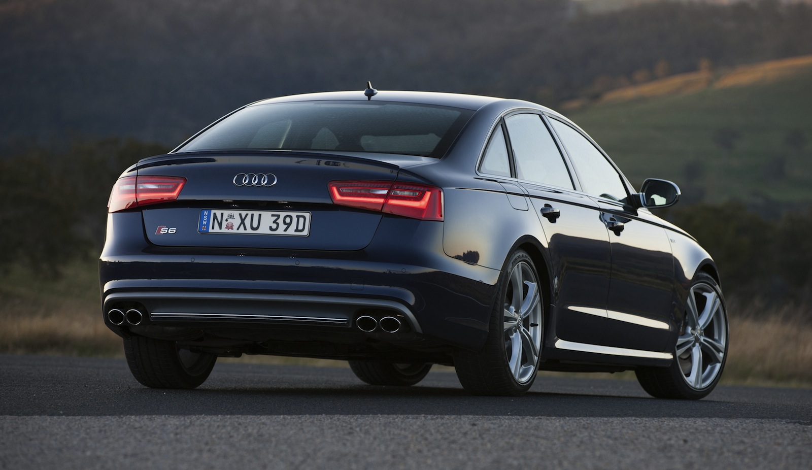 Audi S6 Review Photos Caradvice