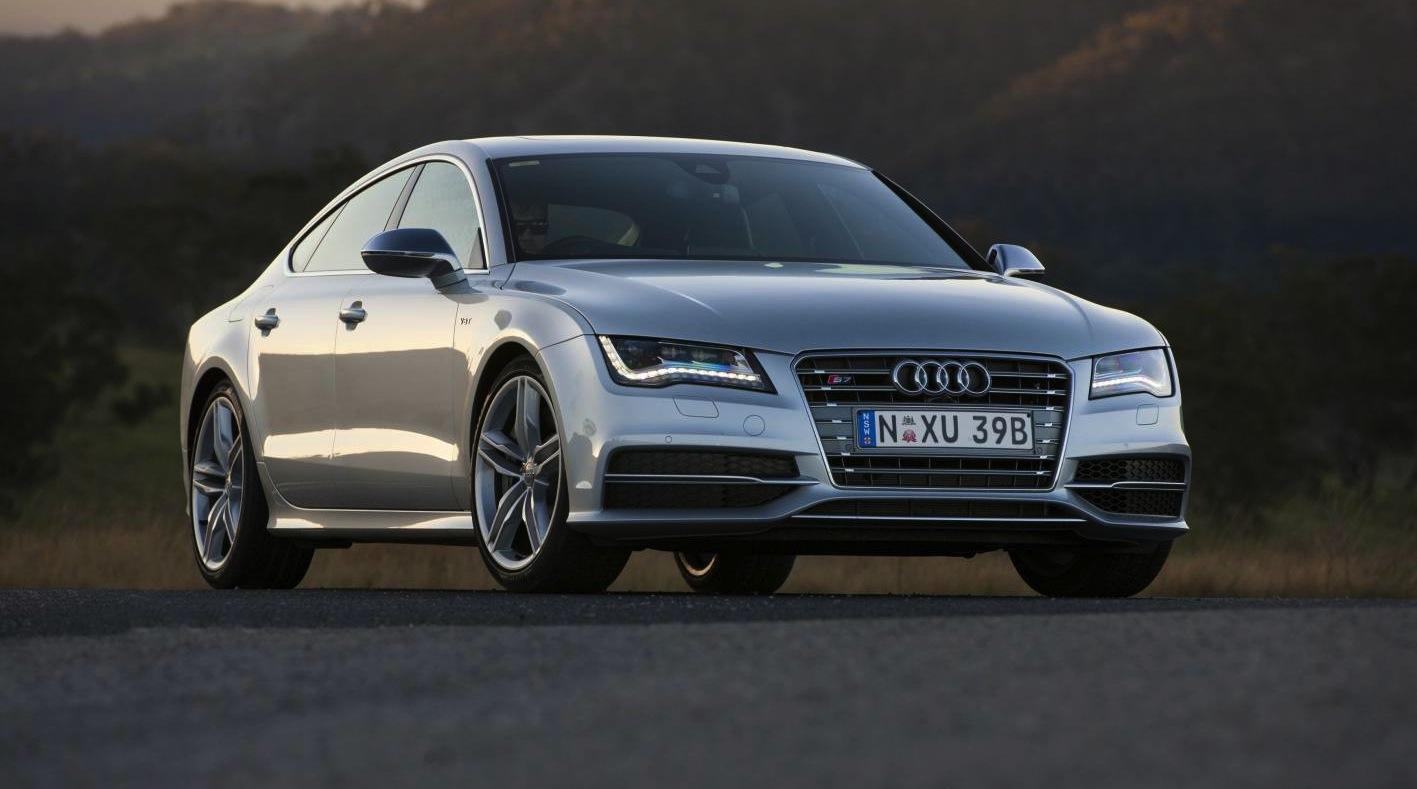 Audi S7 Review - photos   CarAdvice