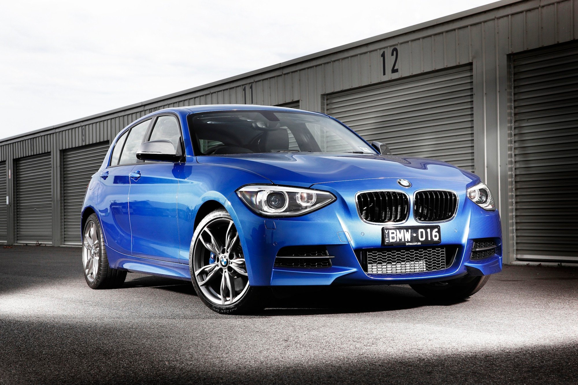 Bmw M135i Review Photos Caradvice
