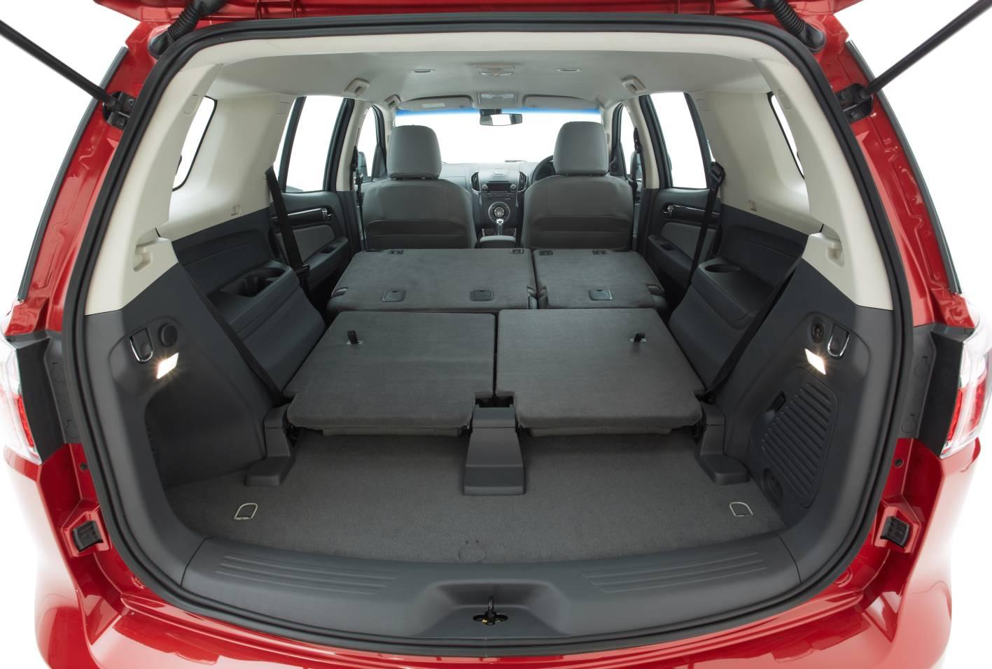 Holden Colorado 7 revealed - photos | CarAdvice