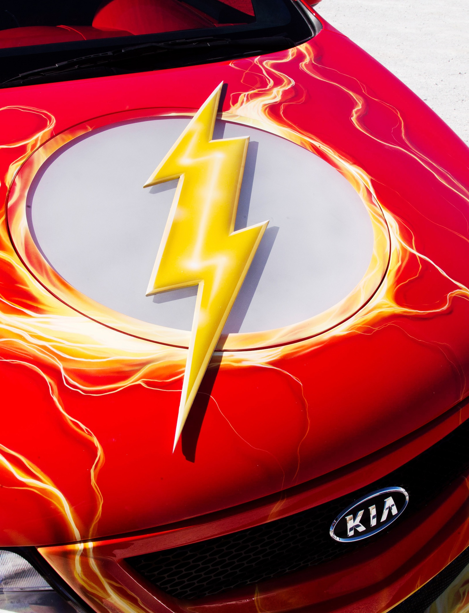 Super Auto Sales >> Kia Justice League super hero cars unveiled at 2012 SEMA ...