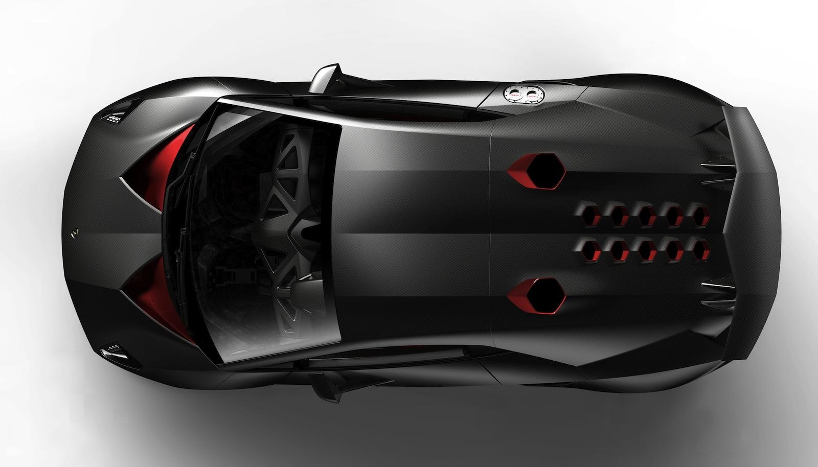 Lamborghini Sesto Elemento Hypercar Surprises Sydney