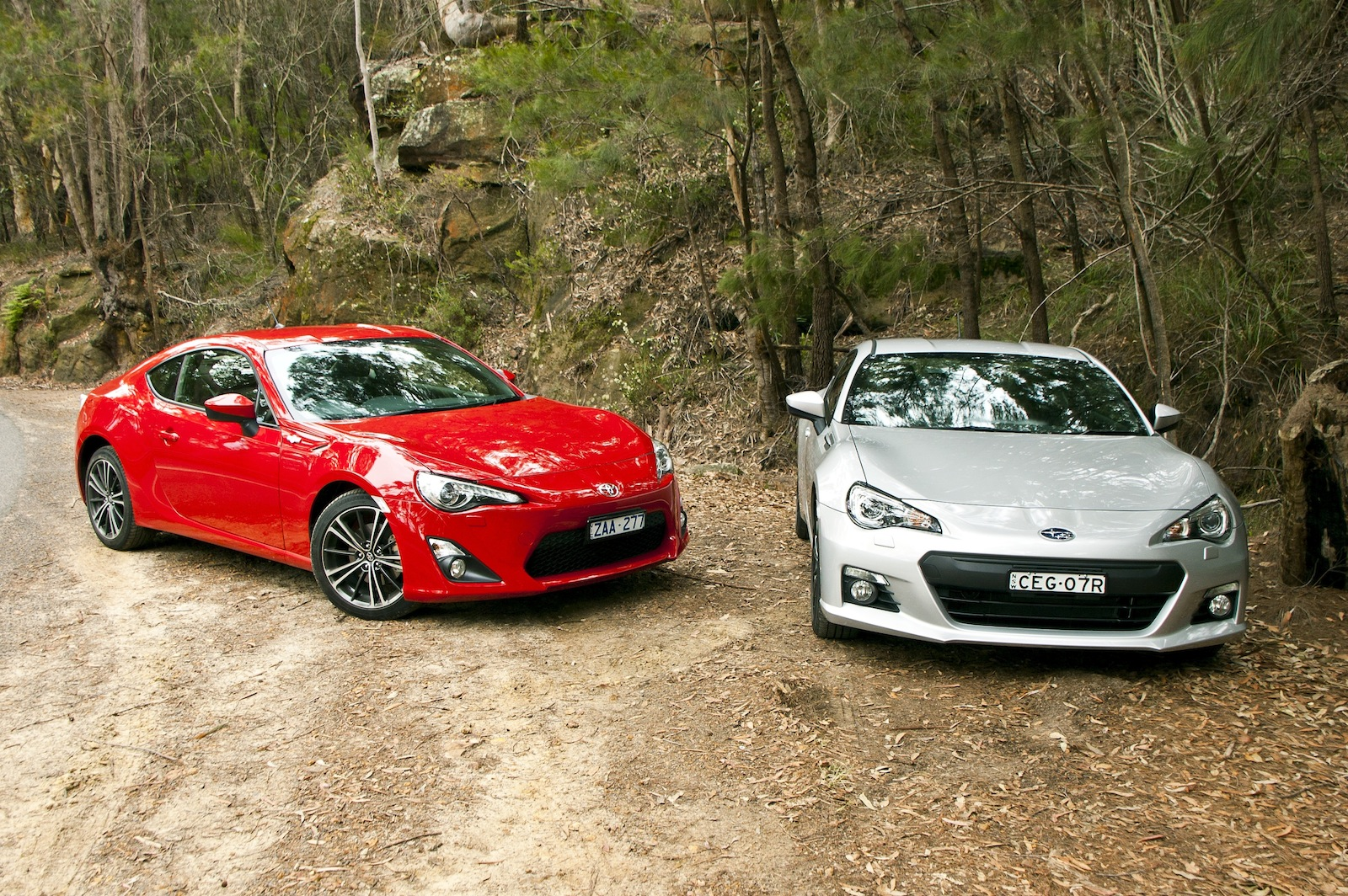 Toyota 86 Vs Subaru Brz Comparison Review Photos Caradvice