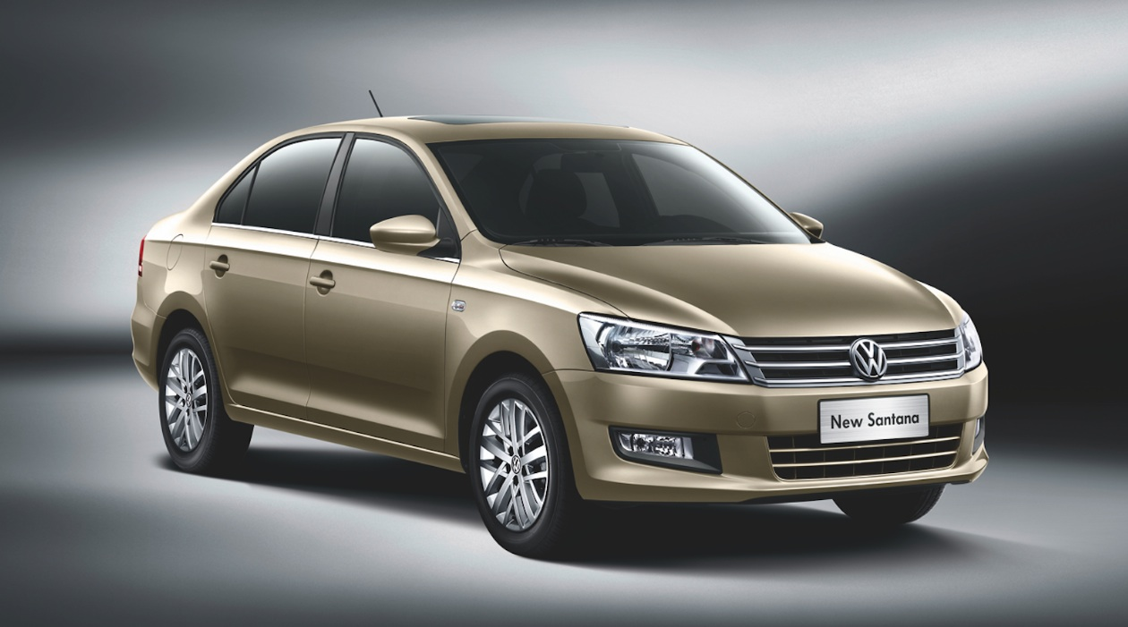 Volkswagen Santana: new Chinese sedan launches 29 years after original - photos | CarAdvice