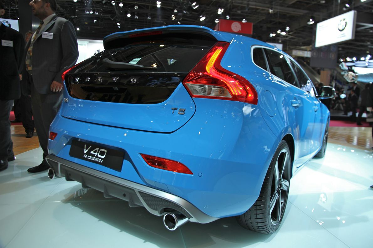 Volvo V40 Polestar set for Australia in 2013 - photos | CarAdvice