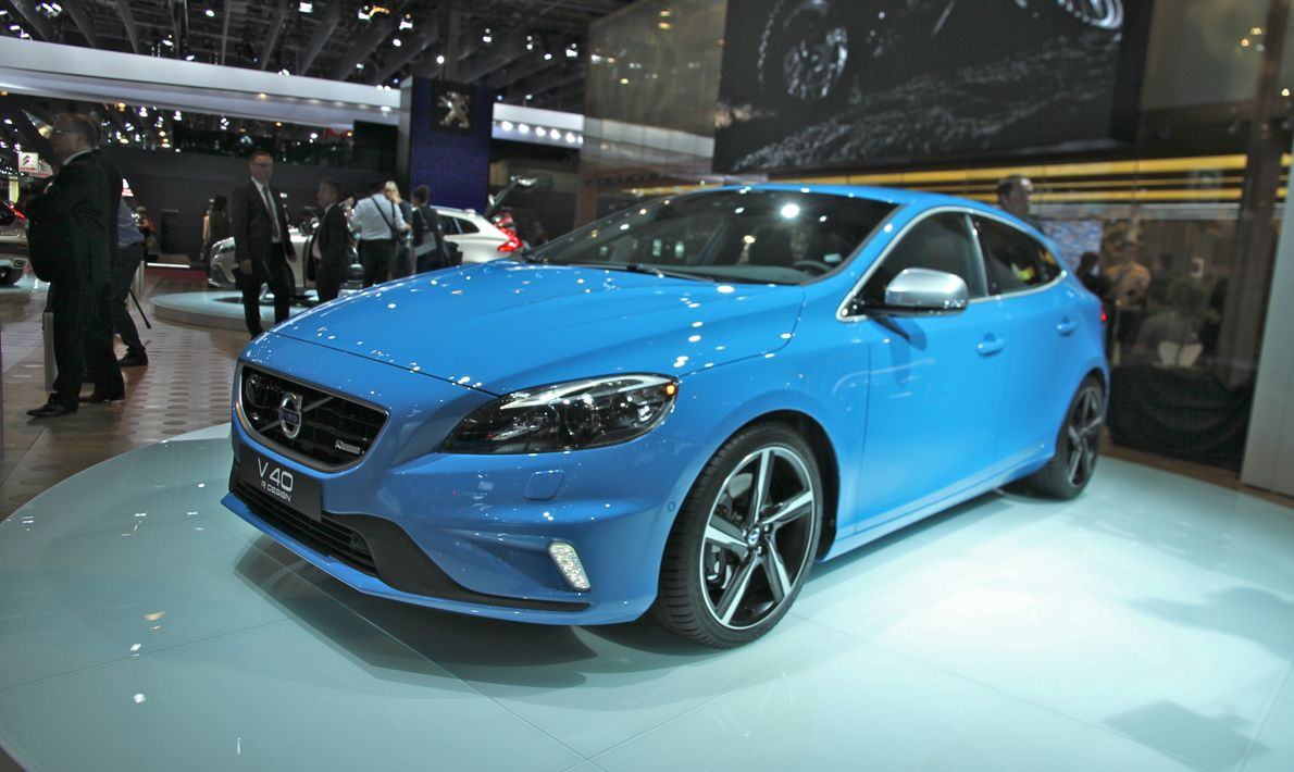 Volvo V40 Polestar Set For Australia In 2013 Photos Caradvice
