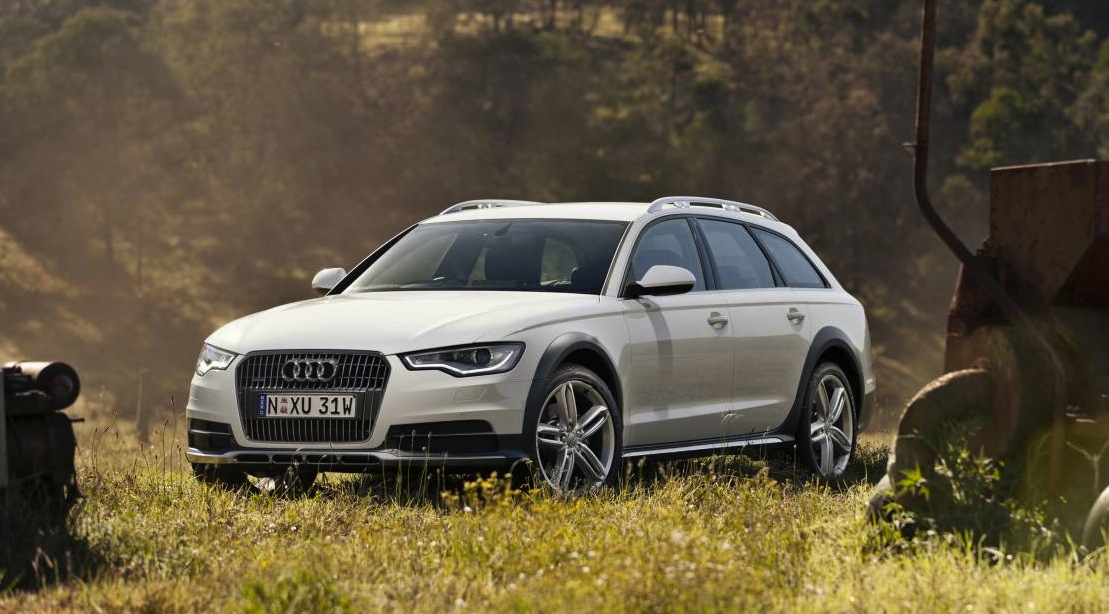 audi  allroad  luxury  road wagons  australia  caradvice