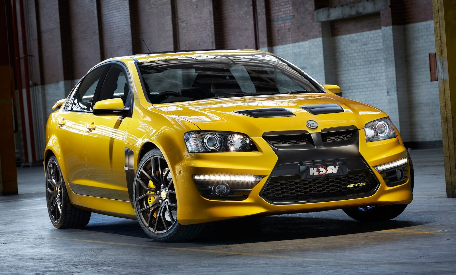 Mercedes Luxury Cars >> HSV GTS 25th anniversary limited edition unleashed - photos | CarAdvice