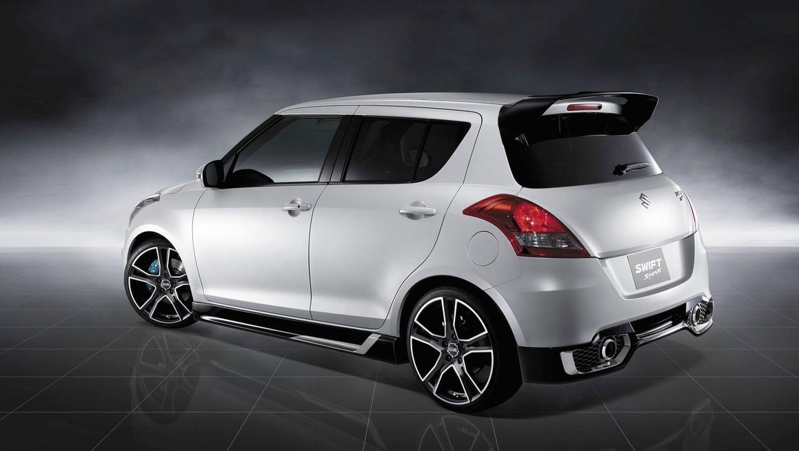 Suzuki Swift Sport: hot concept headed for Sydney motor show - photos | CarAdvice