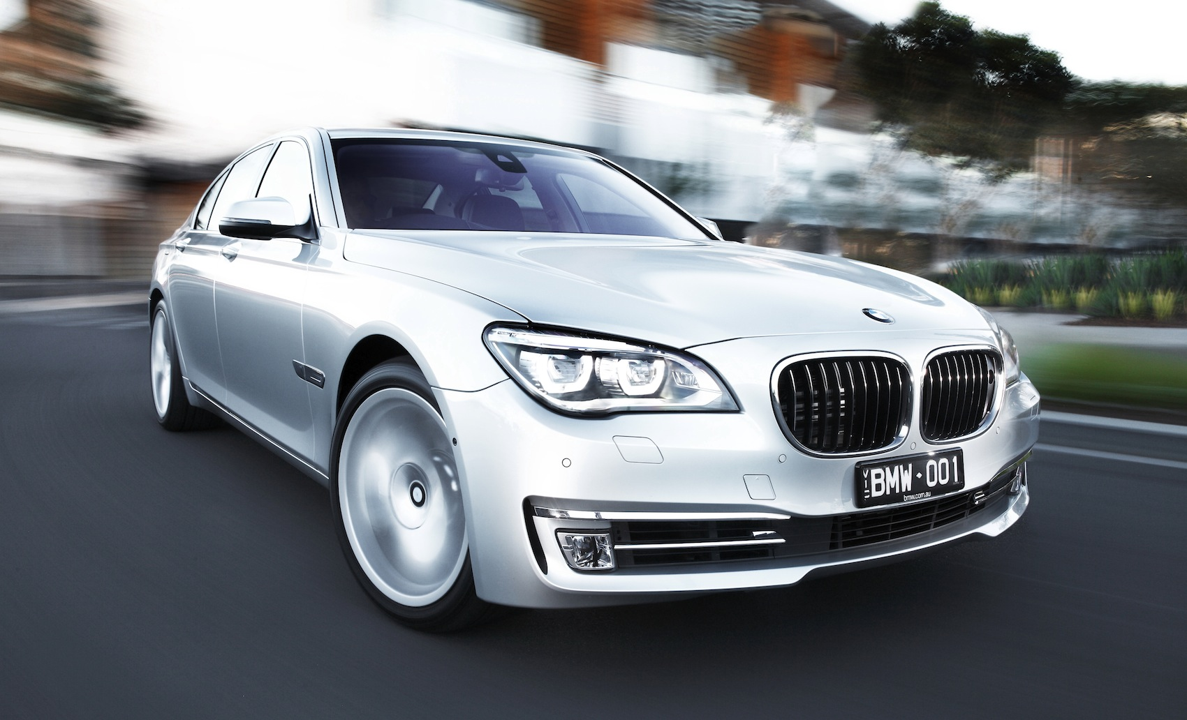 2013 Bmw 7 Series Review Photos Caradvice