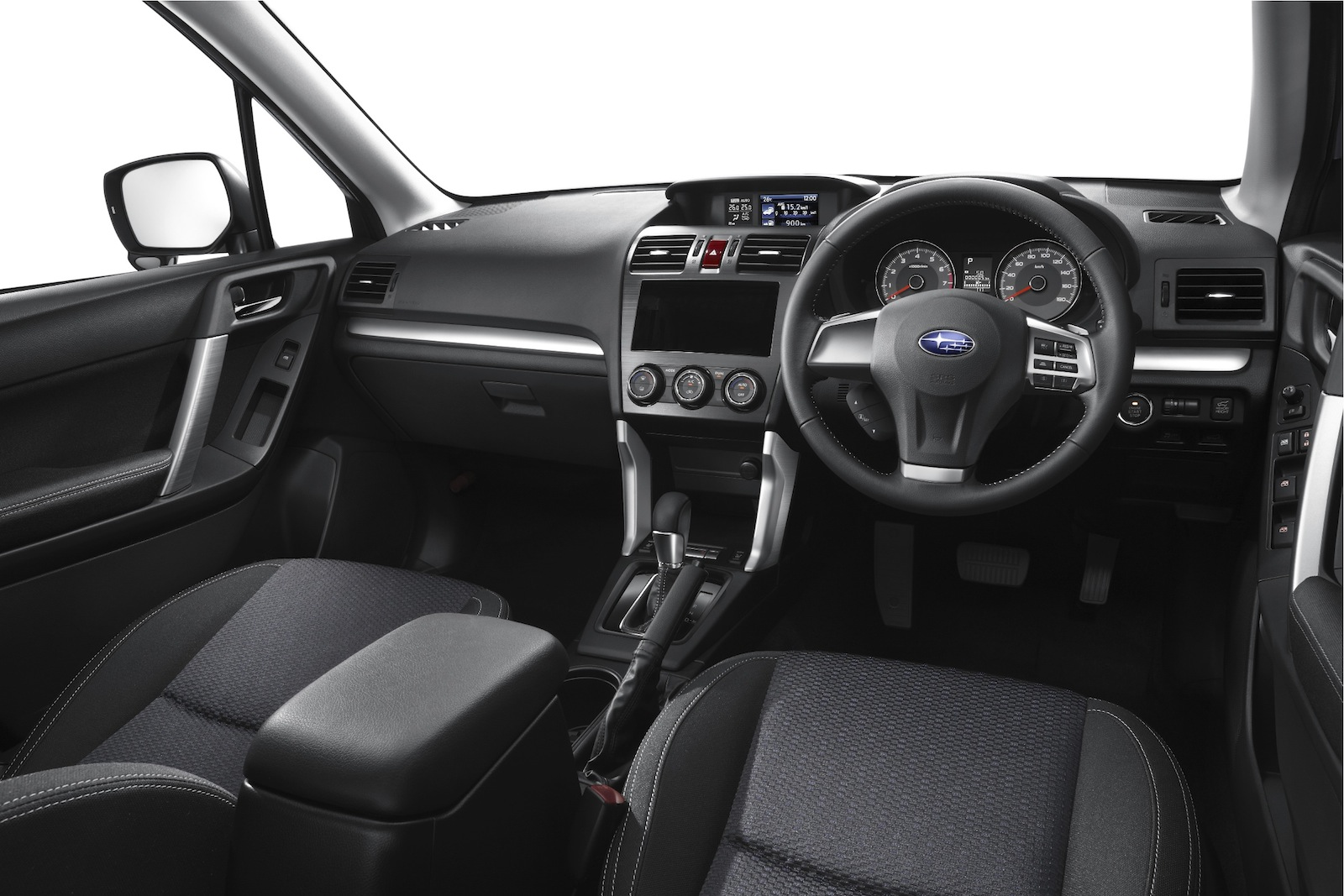Subaru Forester Off Road >> 2013 Subaru Forester interior revealed in full image gallery - photos | CarAdvice