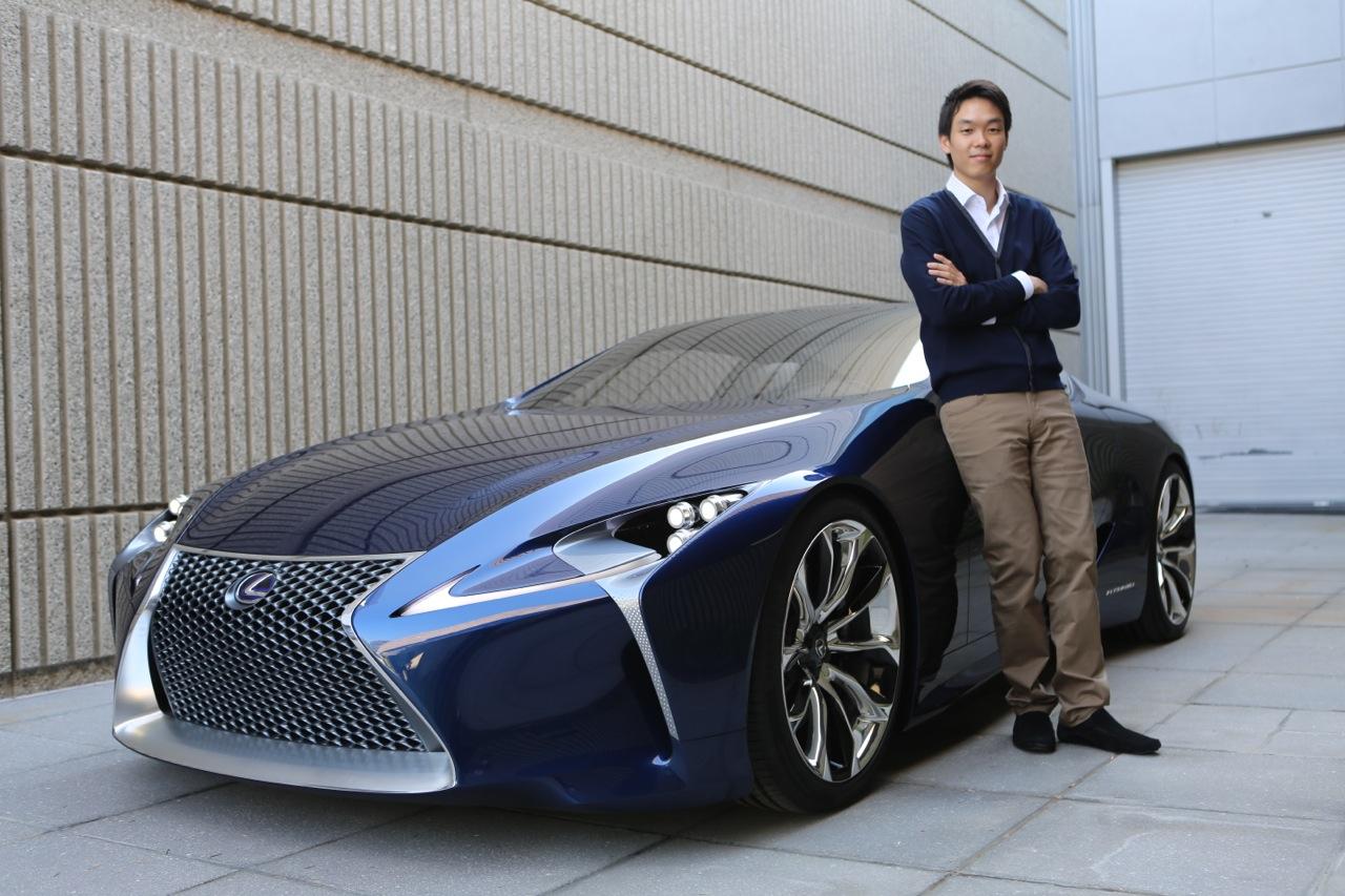2018 Toyota Supra >> Lexus design to be more daring and explorative - photos | CarAdvice
