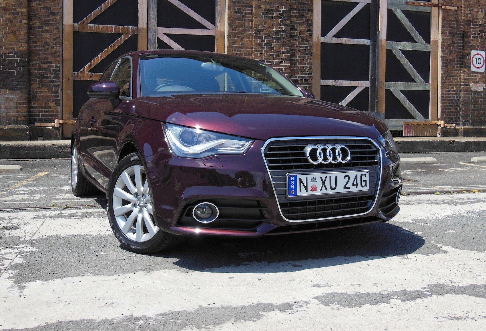 Audi A1 Sportback Review | CarAdvice