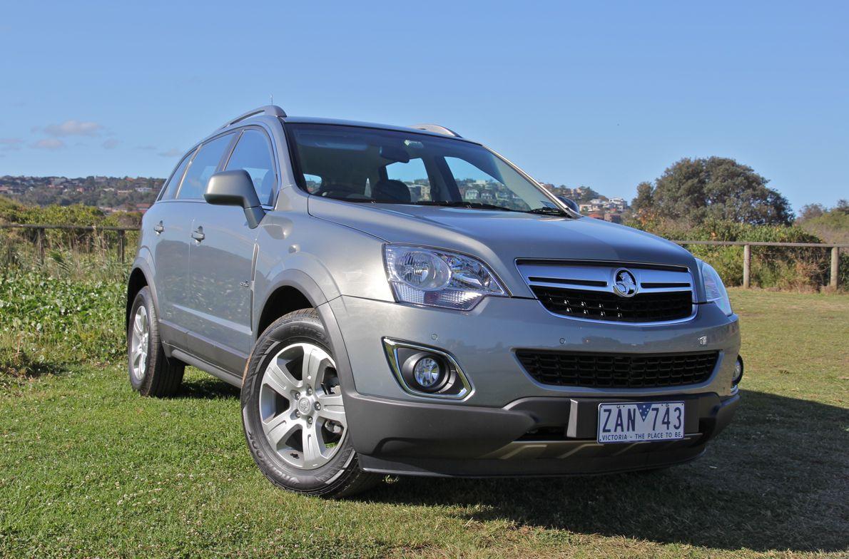 2012 Holden Captiva 5 Review - photos | CarAdvice