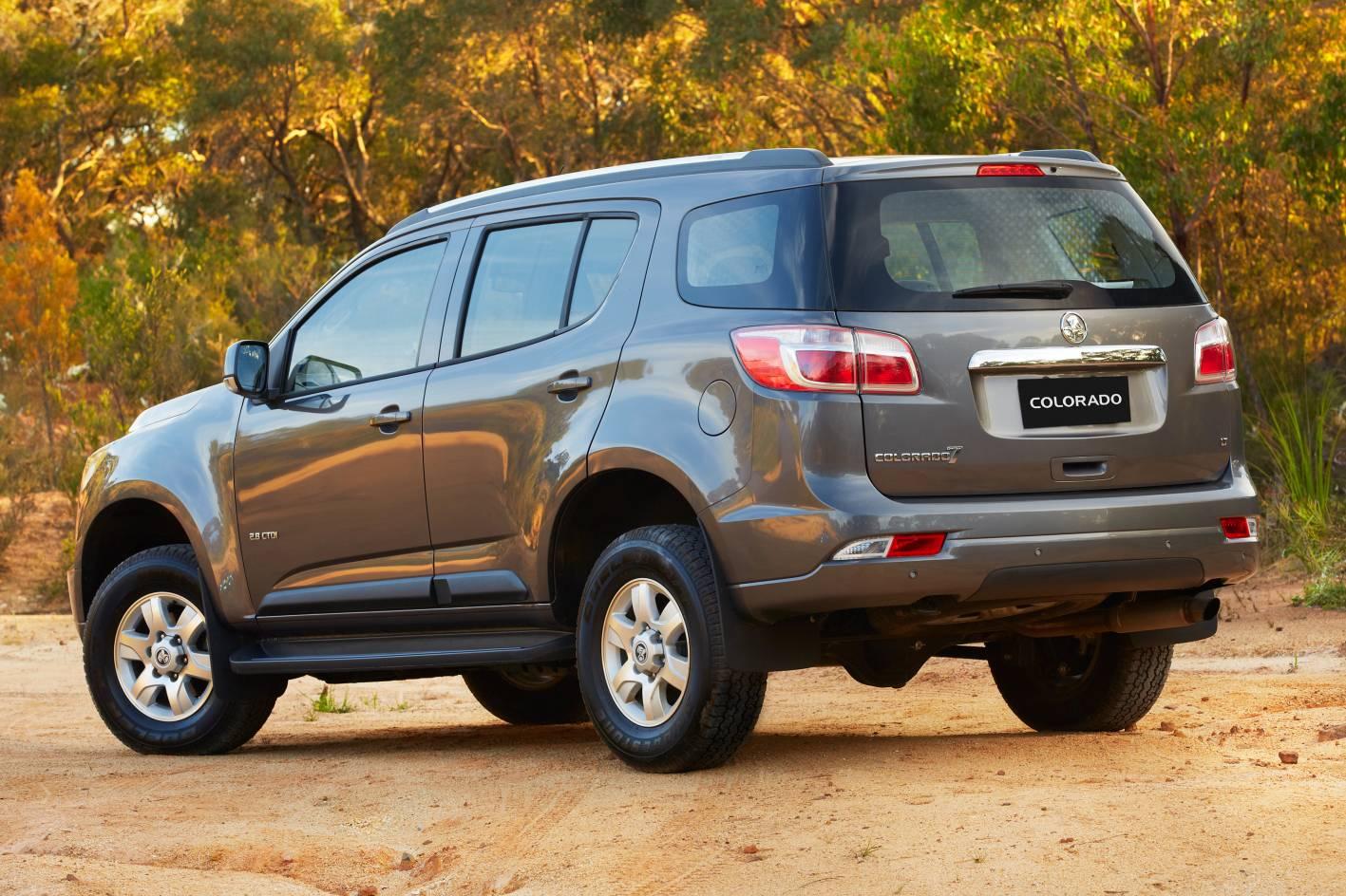 2012 Holden Colorado 7 Review - photos | CarAdvice