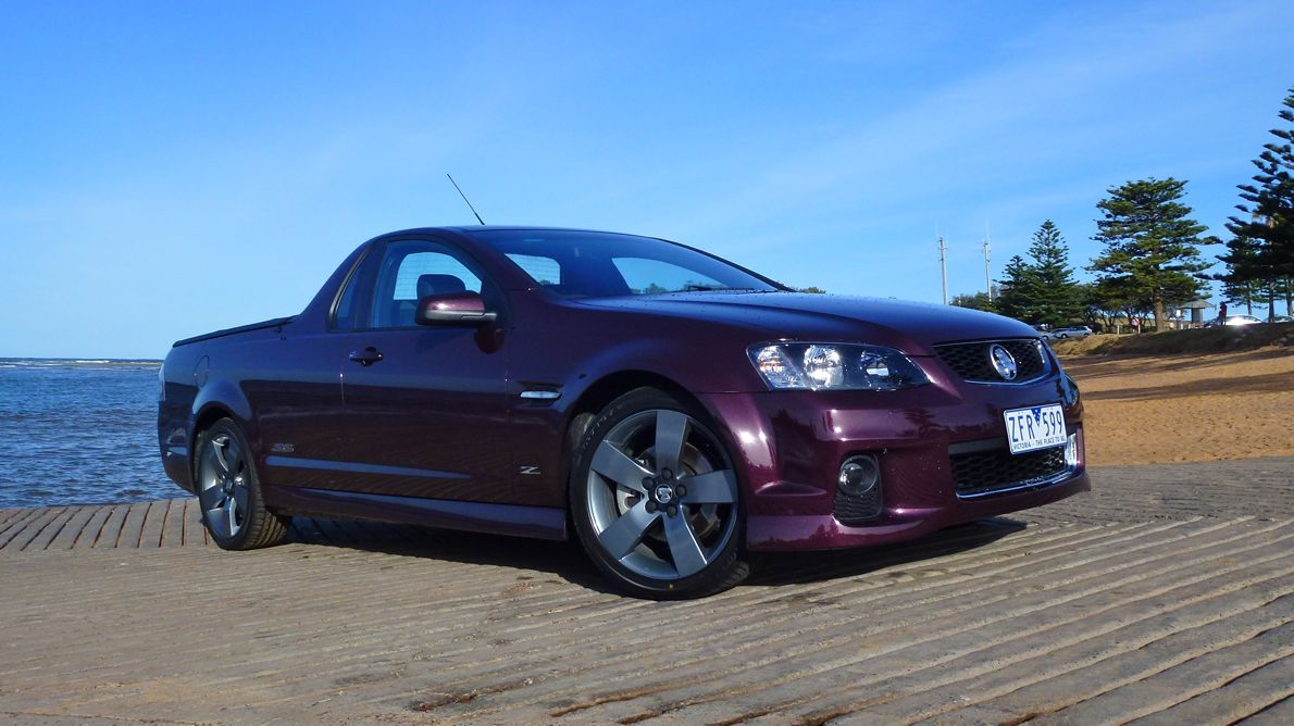 2012 Holden Commodore SS Ute review - photos | CarAdvice