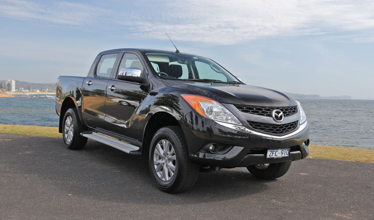 2012 mazda bt 50 review photos caradvice. Black Bedroom Furniture Sets. Home Design Ideas