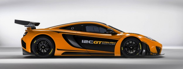 Mclaren Mp4 12c Gt Can Am Edition To Enter Production