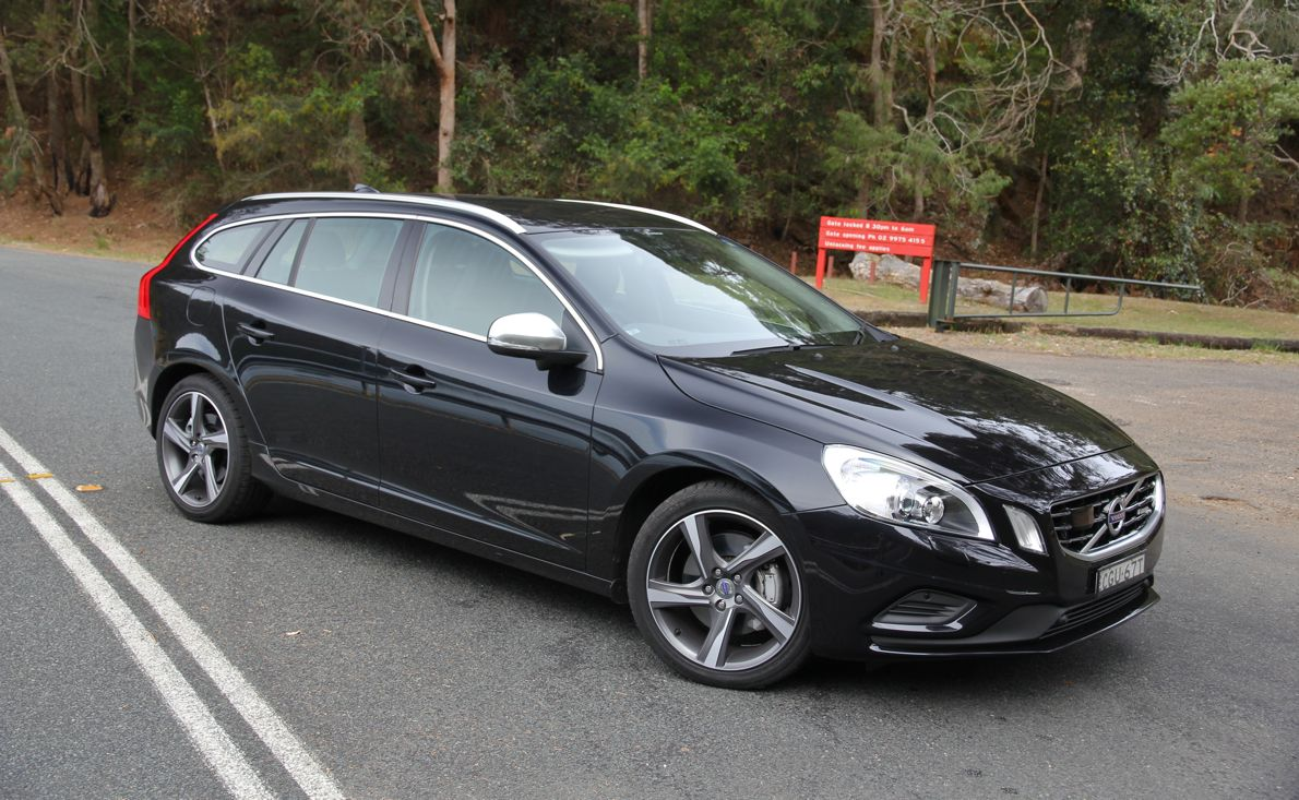 Volvo V60 Review - photos | CarAdvice