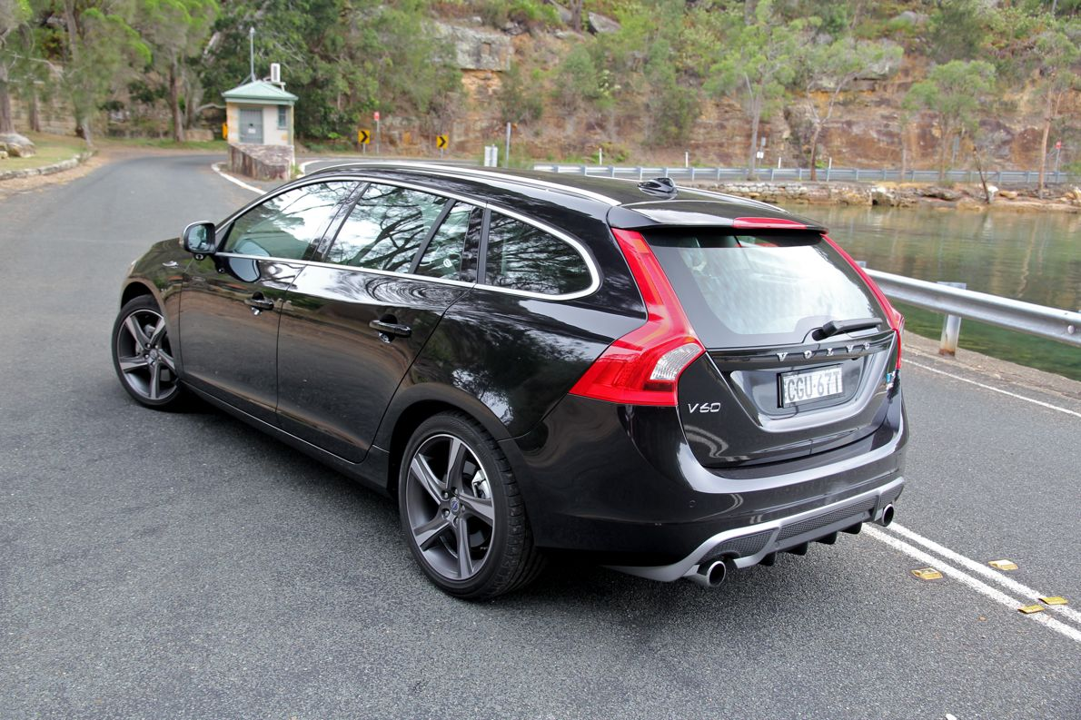 volvo v60 review caradvice. Black Bedroom Furniture Sets. Home Design Ideas