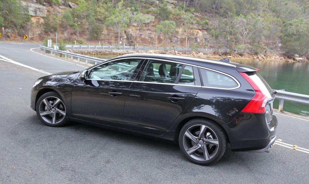 Volvo V60 Review - photos | CarAdvice
