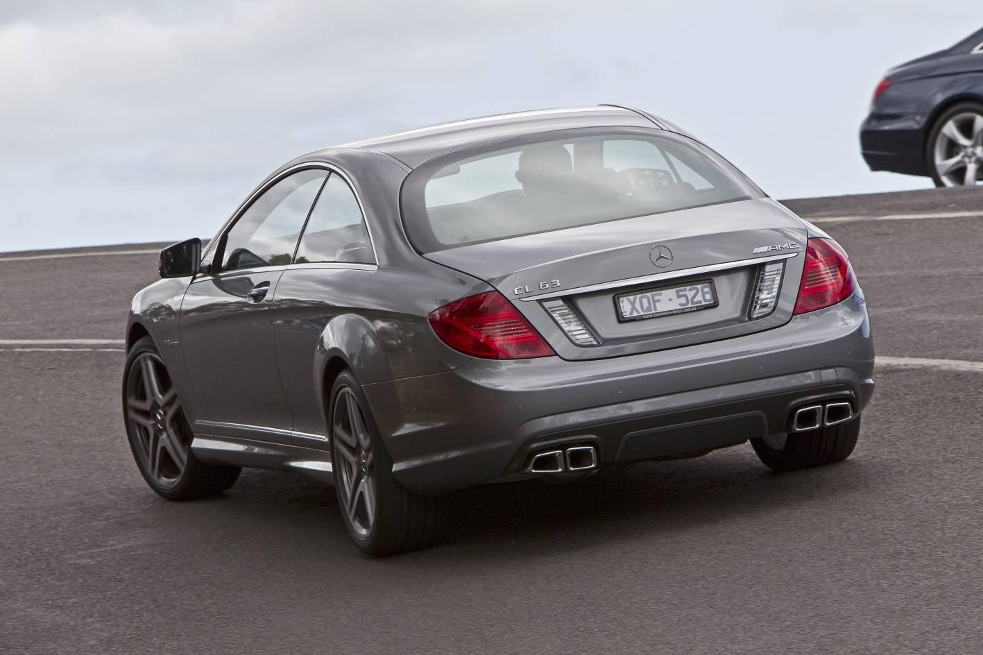Mercedes benz cl review caradvice for Cl mercedes benz