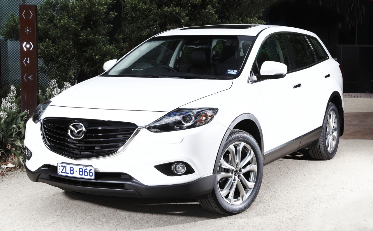 2013 Mazda CX-9 Review - photos | CarAdvice