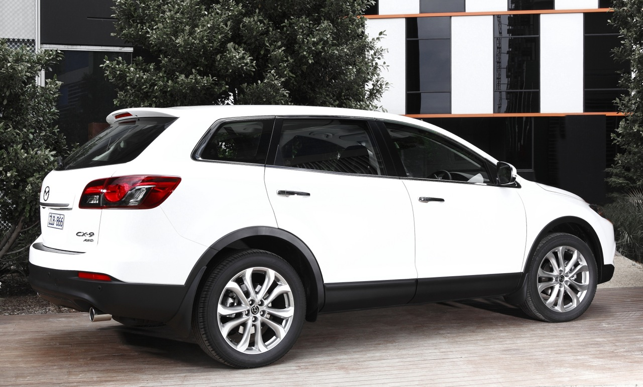 2013 Mazda Cx 9 Review Photos Caradvice