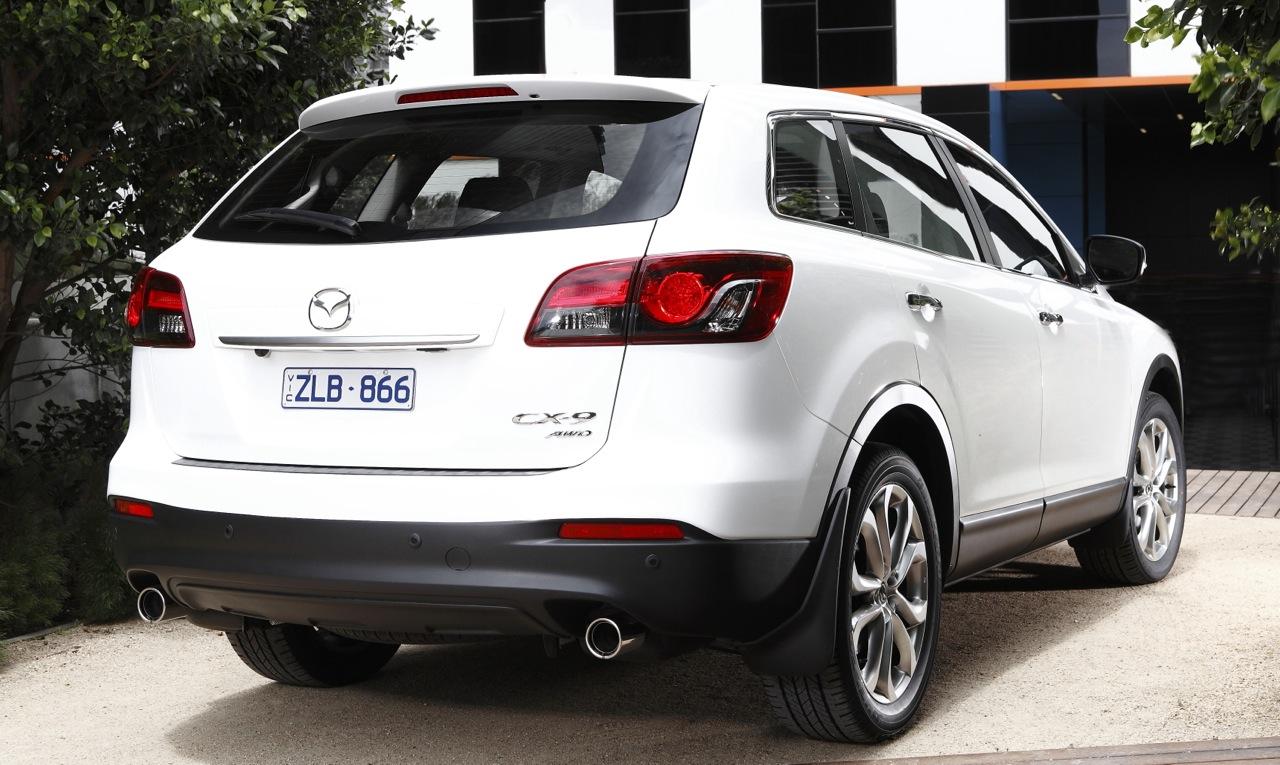 Mazda Cx  Touring  Review