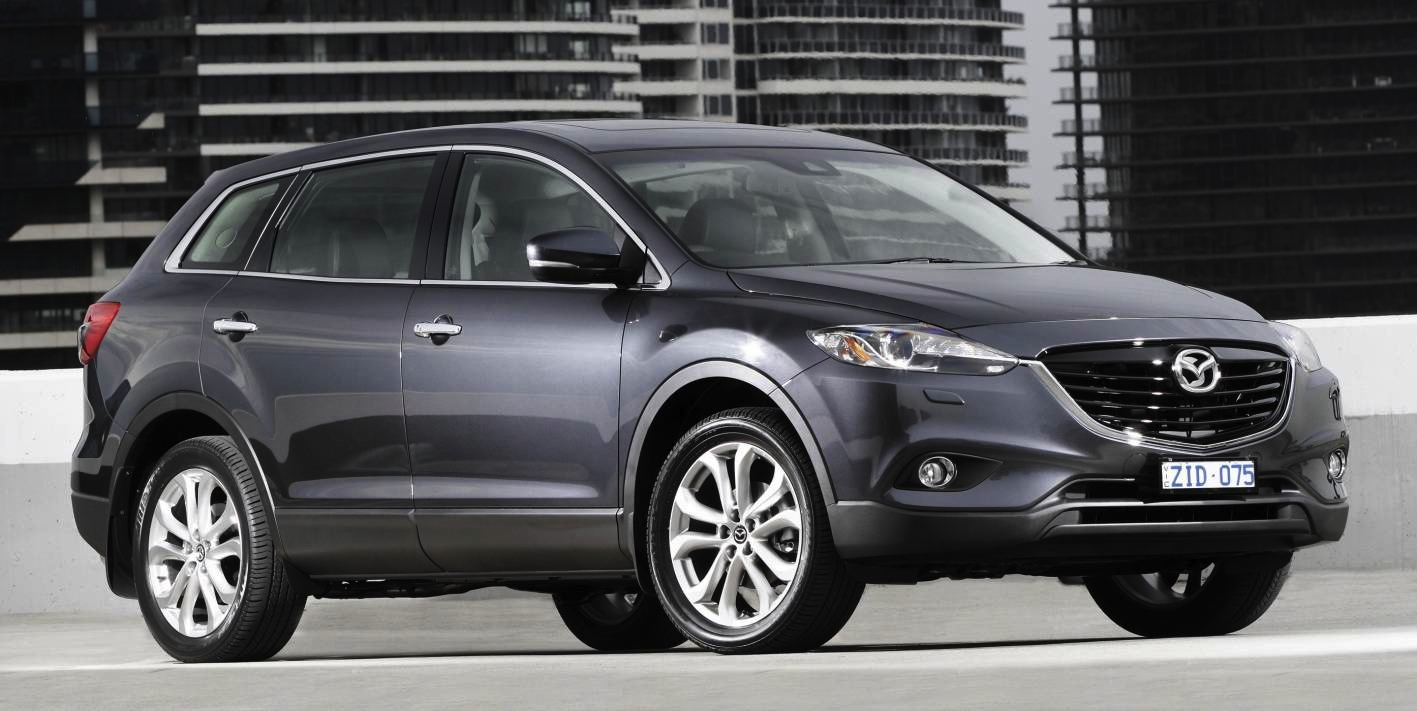 2013 mazda cx 9 pricing and specifications photos caradvice. Black Bedroom Furniture Sets. Home Design Ideas