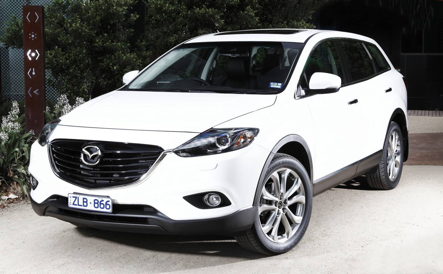 2013 Mazda Cx 9 Pricing And Specifications Photos