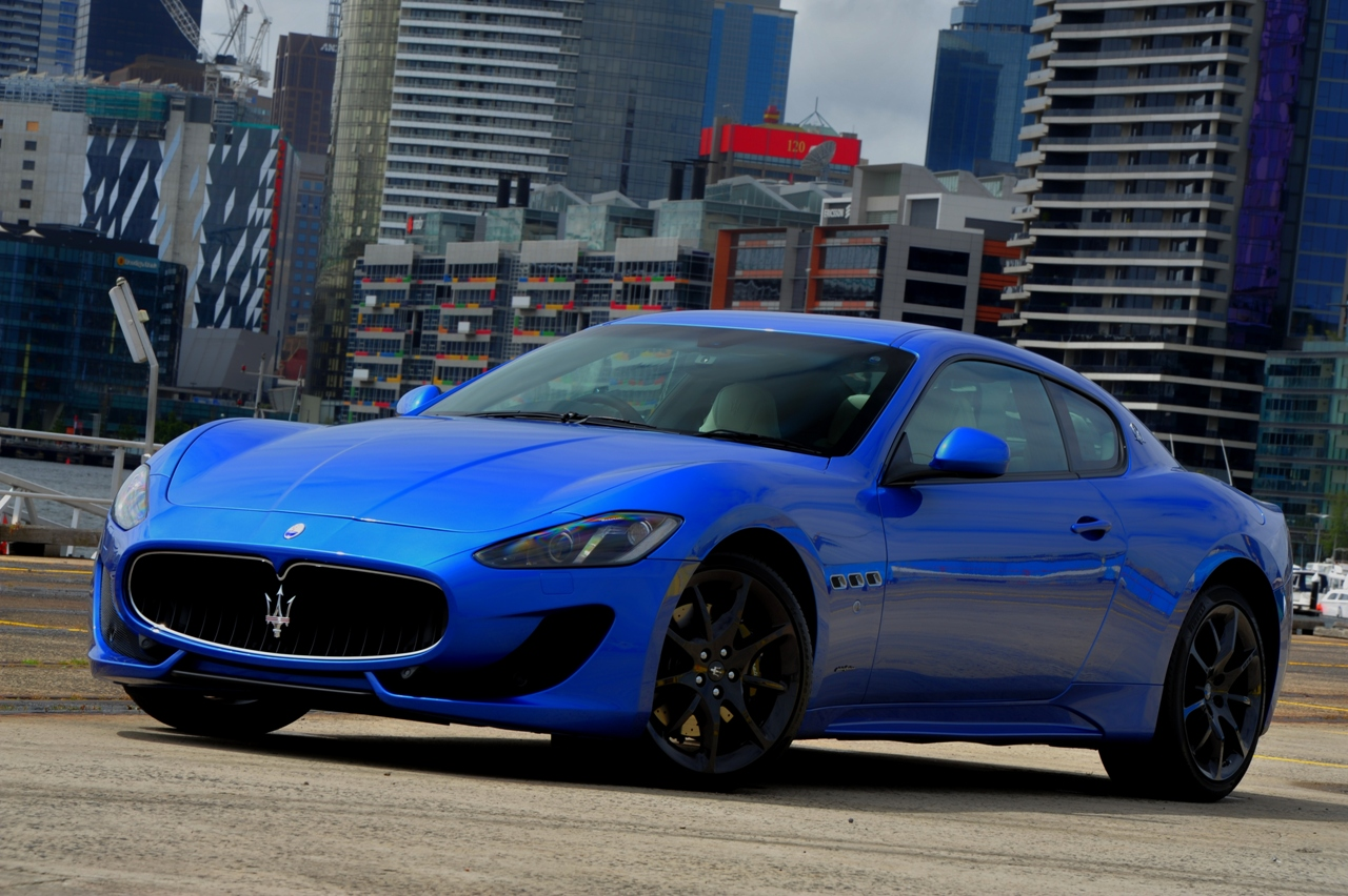Maserati GranTurismo Sport Review - photos | CarAdvice