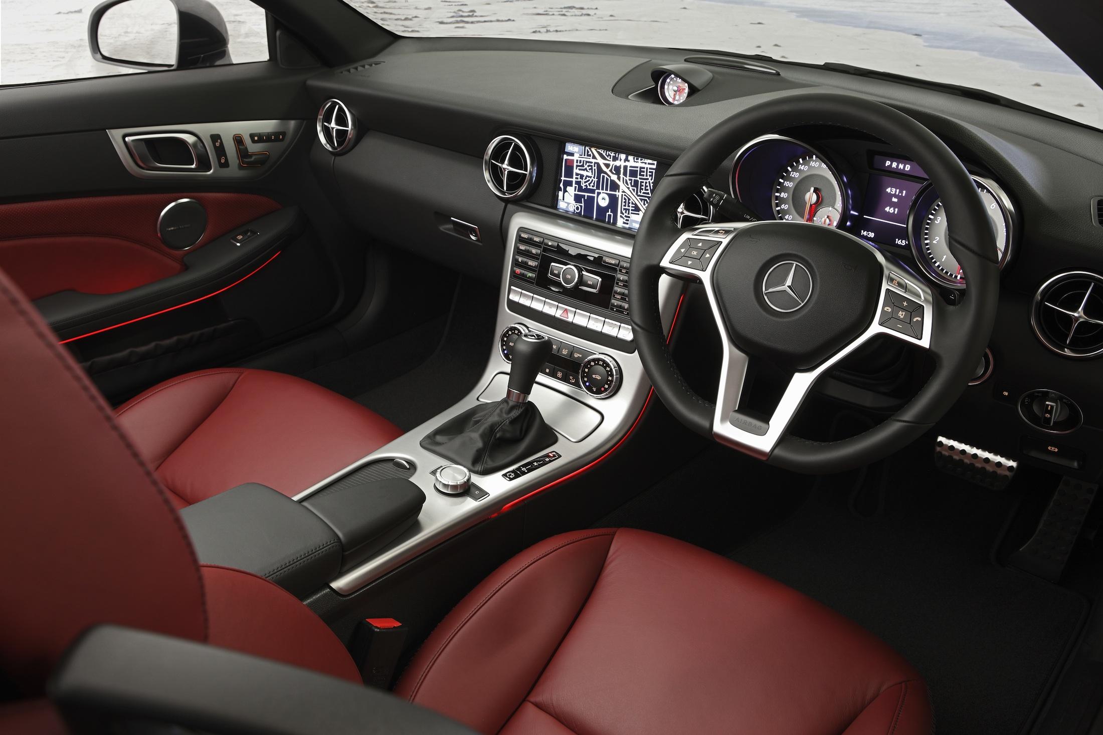 Mercedes Benz Slk250 Review Photos Caradvice